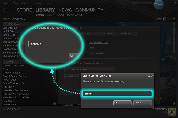 how to get free steam games with console
