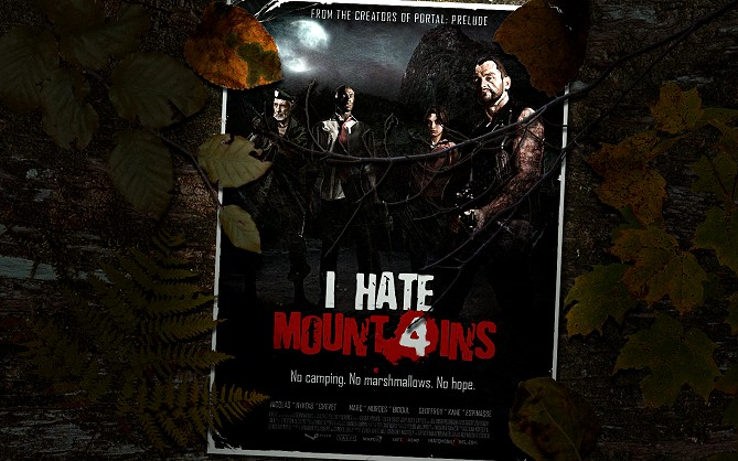 I Hate Mountains 2 Poster